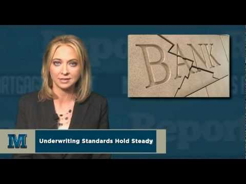 The M Report Webcast: Underwriting Standards Hold Steady 7.2.12