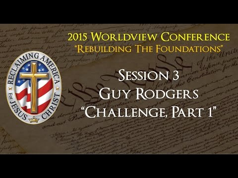 """Guy Rodgers Session 3 """"Challenge Part 1"""""""