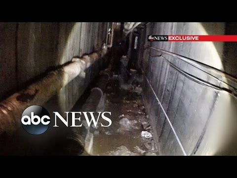 New York Prison Escape Re-Enacted From Convicts' Point of View