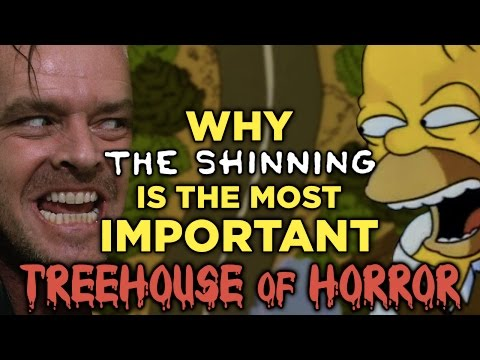 The Shinning is the Most Important Treehouse of Horror — SHRIEK WEEK: Day 3