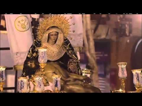 La Piedad del Baratillo en Campana 2016. Semana Santa de Sevilla