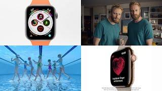Alle Apple Watch Series 4 Werbungen - Deutsch (2018-2019)