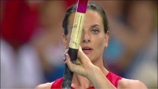 Women's Pole Vault Gold | IAAF World Championships Moscow 2013
