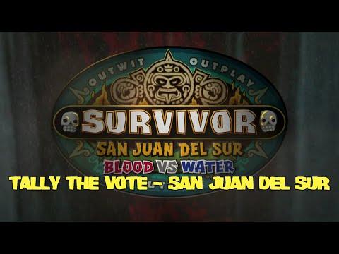 Tally the Vote - San Juan Del Sur