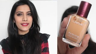 Lakme Foundation Makeup Tutorial   Indian Style Makeup   Super Style Tips
