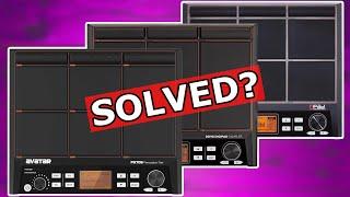 MYSTERY SOLVED! dbdrums nPad is Gear4Music DD90 Digipad is HXW Avatar PD-705   The eDrum Workshop