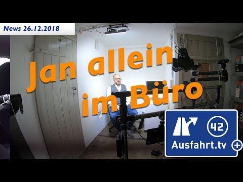 26.12.2018 Ausfahrt.tv + NEWS!