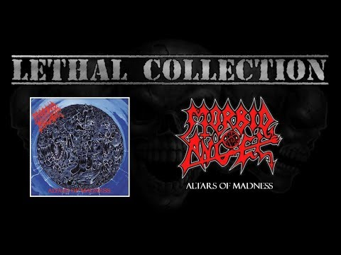 Morbid Angel - Altars Of Madness (Full Album/With Lyrics)