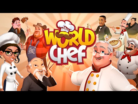 World Chef - Game Trailer