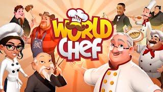 World Chef - Game Trailer