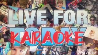 MattyBRaps Live For Day Karaoke
