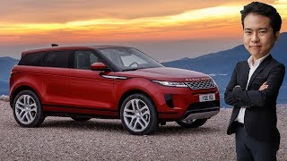 FIRST DRIVE: 2019 L551 Range Rover Evoque P250 Malaysian review
