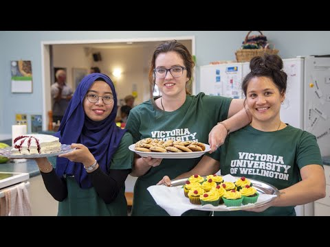 Good Bitches Baking - Student Volunteer Week 2017