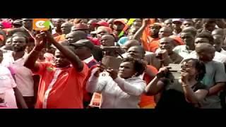 NASA wazindua manifesto uwanjani Bukhungu, Kakamega