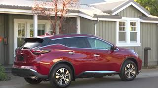 2019 Nissan Murano Exterior Design