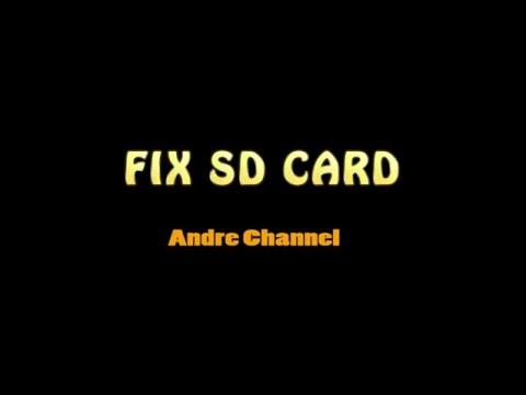 Cara Memperbaiki SD Card Android Minta Format