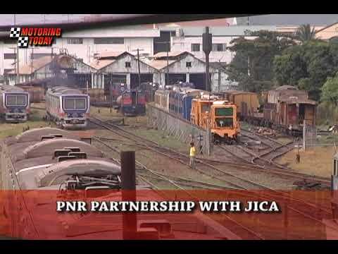 PNR PARTNERSHIP WITH JICA   Motoring News