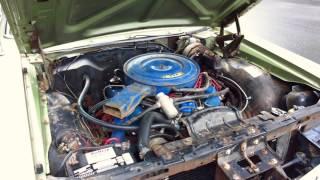 1968 Ford XL Convertible Galaxie - Walkaround