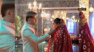Shivaansh And Mannat's Weeding Night Romantic Accident | Ishqbaaz | TV Prime Time