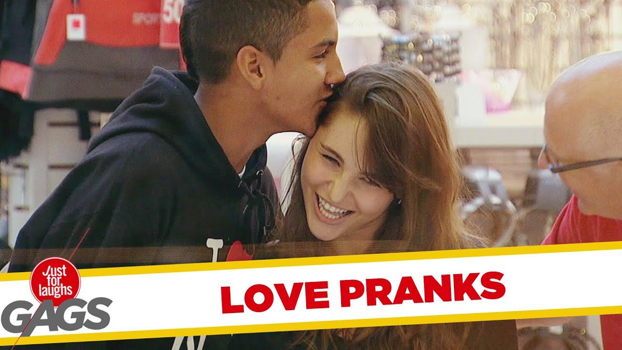 Best of Romantic Pranks