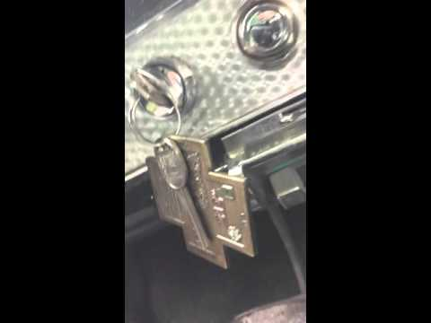 Topcat's 1964 Impala SS Dash Board Video