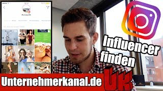 Instagram Marketing Tutorial - So finde ich Instagram Influencer für mein Marketing