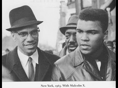 Malcolm X & Muhammad Ali - Best Friends Betrayed By Islam!