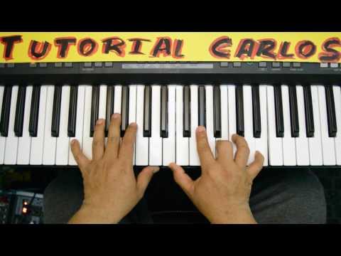 Un Mundo Diferente Rabito - Tutorial Piano Carlos