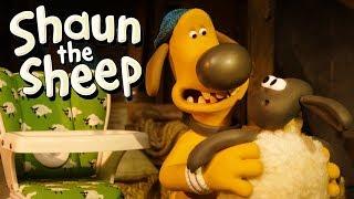Bitzer sang Pengasuh Bayi   Shaun the Sheep   Full Episode   Funny Cartoons For Kids