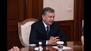 Шавкат Мирзиёев Намангандан қайтиб Корея Республикаси делегациясини қабул қилди