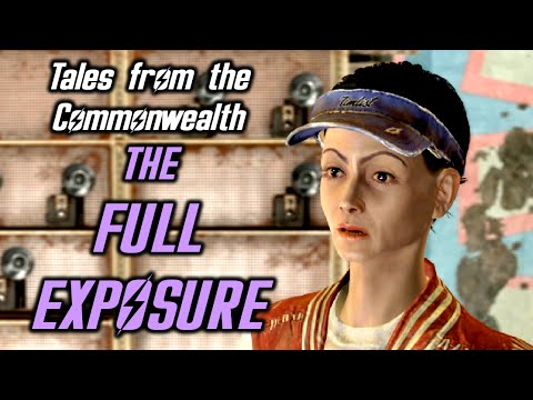 Fallout 4 The Full Exposure Quest - Walkthrough - Tales from the Commonwealth