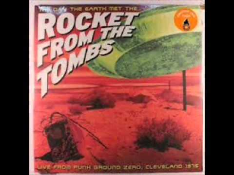 Rocket From The Tombs - Ain't It Fun