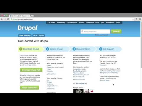 Learning Drupal 8 Tutorial | What Is Drupal?