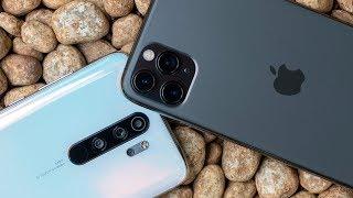 Redmi Note 8 Pro vs iPhone 11 Pro Max Camera Comparison - Is it worth spending 1 lakh more?
