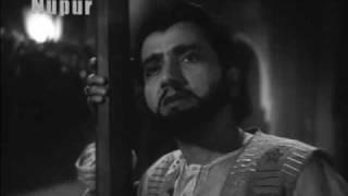 Mirza ghalib (1954)- dil-e-naadaan tujhe hua kya hai (talat mehmood & suraiya)