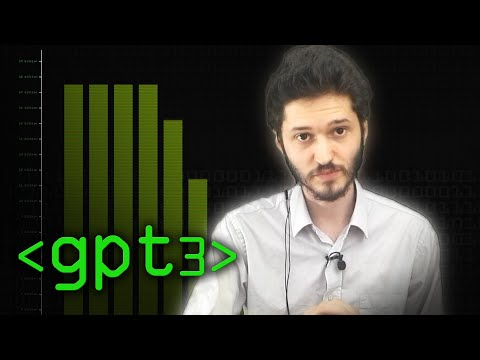 GPT3: An Even Bigger Language Model - Computerphile