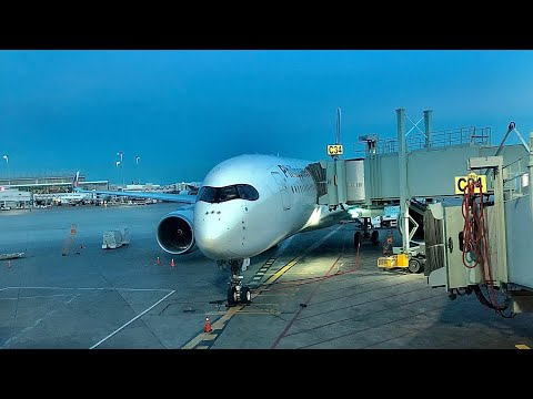 Flight Report | Philippine Airlines | A350-900 | Flight PR 119 | Toronto to Manila | Economy Class