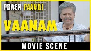 Pa Paandi - Vaanam | Dhanush | Rajkiran | Sean Roldan