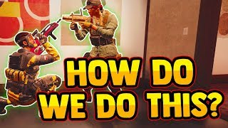 WE MIGHT BE THE LUCKIEST TEAM EVER - Rainbow Six Siege