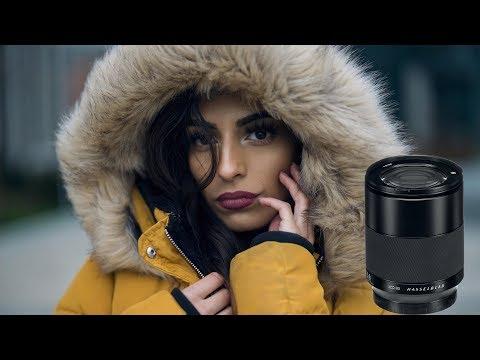 Best Portrait Lens Ever: Hasselblad 80mm f1 9 Review (X1D II)