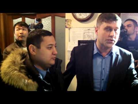 Прокуроры запретили журналистам работать. Сюжет №60