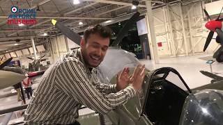 Tour around the RAF Museum London