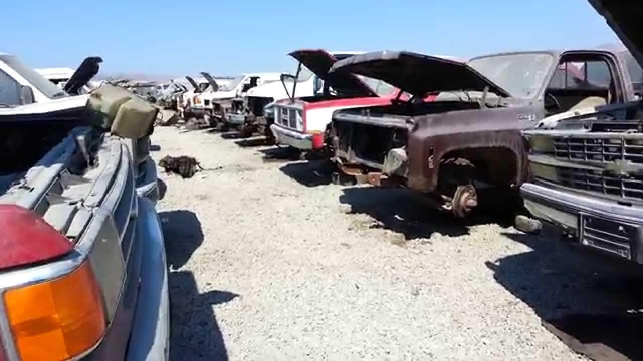 American Junk Yard -Newark, California 2014 08 18 15 32 56 - YouTube