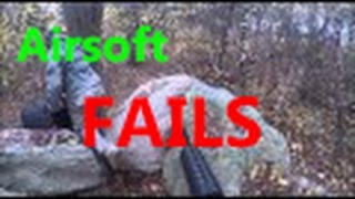 Airsoft Gun fails - Ultimate battleground