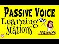 Passive Voice Learning Stations
