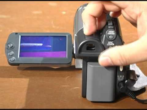 Mini DVD Camera