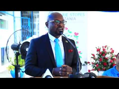 Marie Stopes Tanzania (MST) relaunch Mwenge Hospital and a Call Centre