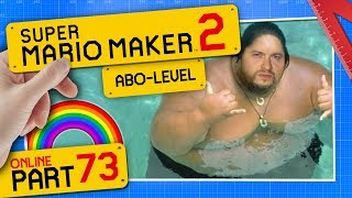 Somewhere over the Rainbow & Bullet Hell 👷 SUPER MARIO MAKER 2 ONLINE #73