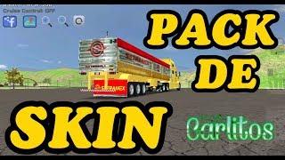 GTS Grand Truck Simulator (Pack de Skin para volvo incluye conversión a MACK)