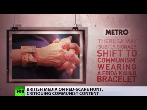 Red Scare in UK? Universities 'luring millennials to communism' – British historian